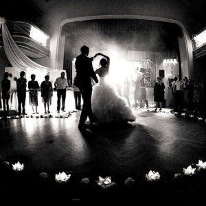 Brudevals