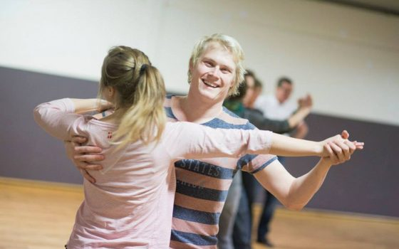 Klar til endnu en fantastisk dansesæson :-)