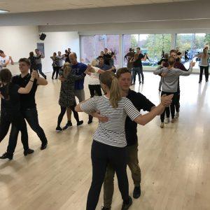 Danseskolen er nu klar med en ny Vild med Dans sæson – opstart uge 37